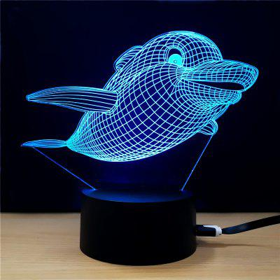 M.Sparkling TD264 Creative Animal 3D LED Lamp3D Lamps<br>M.Sparkling TD264 Creative Animal 3D LED Lamp<br><br>Brand: M.Sparkling<br>Feature: Rechargeable<br>Light Source Color: RGB<br>Package Content: 1 x Acrylic Board, 1 x ABS Pedestal, 1 x USB Cable, 1 x English Manual<br>Package Size ( L x W x H ): 24.00 x 17.00 x 5.00 cm / 9.45 x 6.69 x 1.97 inches<br>Product Size(L x W x H): 15.00 x 22.00 x 8.50 cm / 5.91 x 8.66 x 3.35 inches<br>Type: Animal<br>Voltage (V): 5V