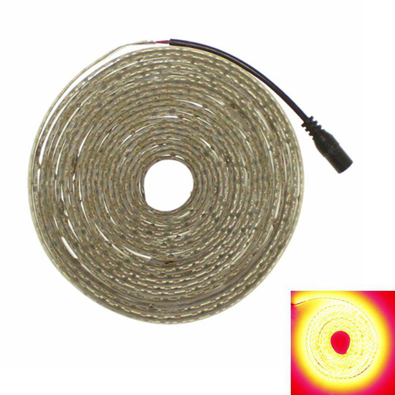 Sencart Double Row 5M 1200x 2835SMD LED String Lamp Waterproof DC12V Red
