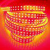 Sencart Double Row 5M 1200x 2835SMD LED String Lamp Waterproof DC12V Red - RED