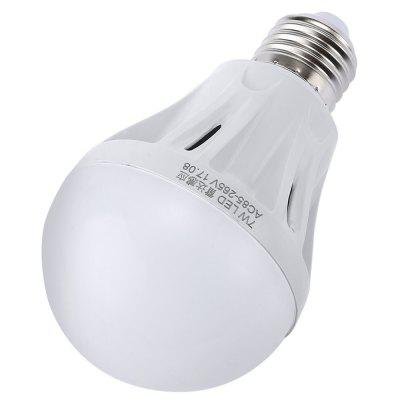 The New E27 7W LED Microwave Radar Bulb