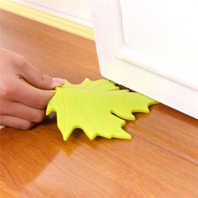 Maple Leaf Shape Safety Door Stopper