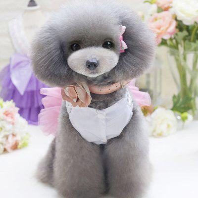 Lovoyager DB201719 Bow Flower Adornment Pet Mesh Wedding Dresses for DogsDog Clothing &amp; Shoes<br>Lovoyager DB201719 Bow Flower Adornment Pet Mesh Wedding Dresses for Dogs<br><br>Brand: Lovoyager<br>Color: Others<br>For: Dogs<br>Package Contents: 1 x Pet Dress<br>Package size (L x W x H): 35.00 x 30.00 x 5.00 cm / 13.78 x 11.81 x 1.97 inches<br>Package weight: 0.1400 kg<br>Product weight: 0.1200 kg<br>Season: Autumn, Spring, Summer