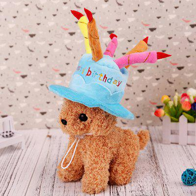 Lovoyager MM2366 Dog Halloween Christmas New Year Cute Cake Cap HatOther Pet Supplies<br>Lovoyager MM2366 Dog Halloween Christmas New Year Cute Cake Cap Hat<br><br>Brand: Lovoyager<br>For: Dogs<br>Functions: Adjustable<br>Material: Flannel<br>Package Contents: 1 x Dog Cap<br>Package size (L x W x H): 25.00 x 15.00 x 3.00 cm / 9.84 x 5.91 x 1.18 inches<br>Package weight: 0.1000 kg<br>Product size (L x W x H): 16.00 x 9.00 x 20.00 cm / 6.3 x 3.54 x 7.87 inches<br>Product weight: 0.0800 kg<br>Season: Autumn, Winter, Spring<br>Size: Others<br>Type: Hat