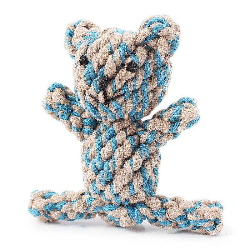 Lovoyager LVC1002 Cotton Rope Woven Dog Toy