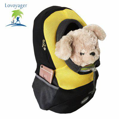 Lovoyager VB16004 Fashion Dog Cat Carrier Portable Outdoor Head Out Pet BagDog Carriers<br>Lovoyager VB16004 Fashion Dog Cat Carrier Portable Outdoor Head Out Pet Bag<br><br>Brand: Lovoyager<br>For: Dogs<br>Package Contents: 1 x Pet Carrier Bag<br>Package size (L x W x H): 45.00 x 35.00 x 15.00 cm / 17.72 x 13.78 x 5.91 inches<br>Package weight: 0.5000 kg<br>Product size (L x W x H): 34.00 x 13.00 x 38.00 cm / 13.39 x 5.12 x 14.96 inches<br>Product weight: 0.4500 kg<br>Season: All seasons<br>Size: Others<br>Type: Shoulder bag