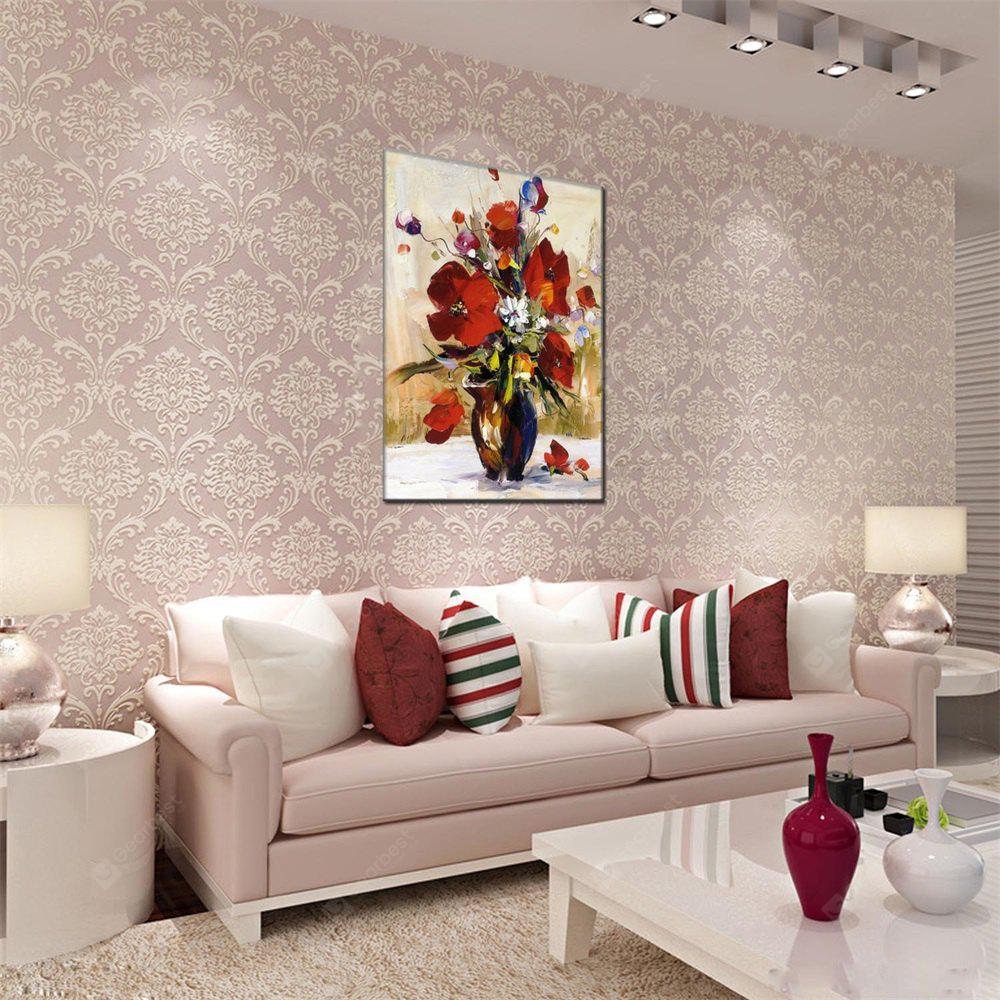 Hua Tuo Flower Style Oil Painting Size 60 x 90CM HT - 2000