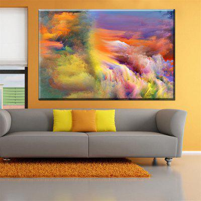 Hua Tuo Abstract Oil Painting 60 x 90CM OSR - 160325