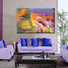 Hua Tuo Abstract Oil Painting 60 x 90CM OSR - 160325 - COLORFUL