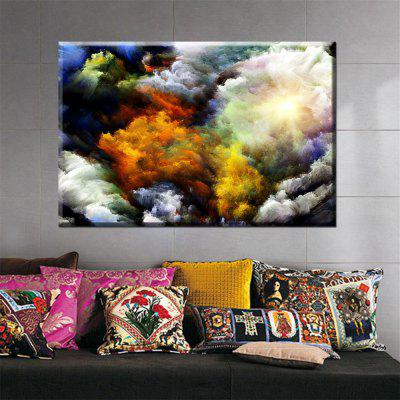 Hua Tuo Abstract Oil Painting 60 x 90CM OSR - 160327