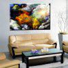 Hua Tuo Abstract Oil Painting 60 x 90CM OSR - 160327 - COLORFUL