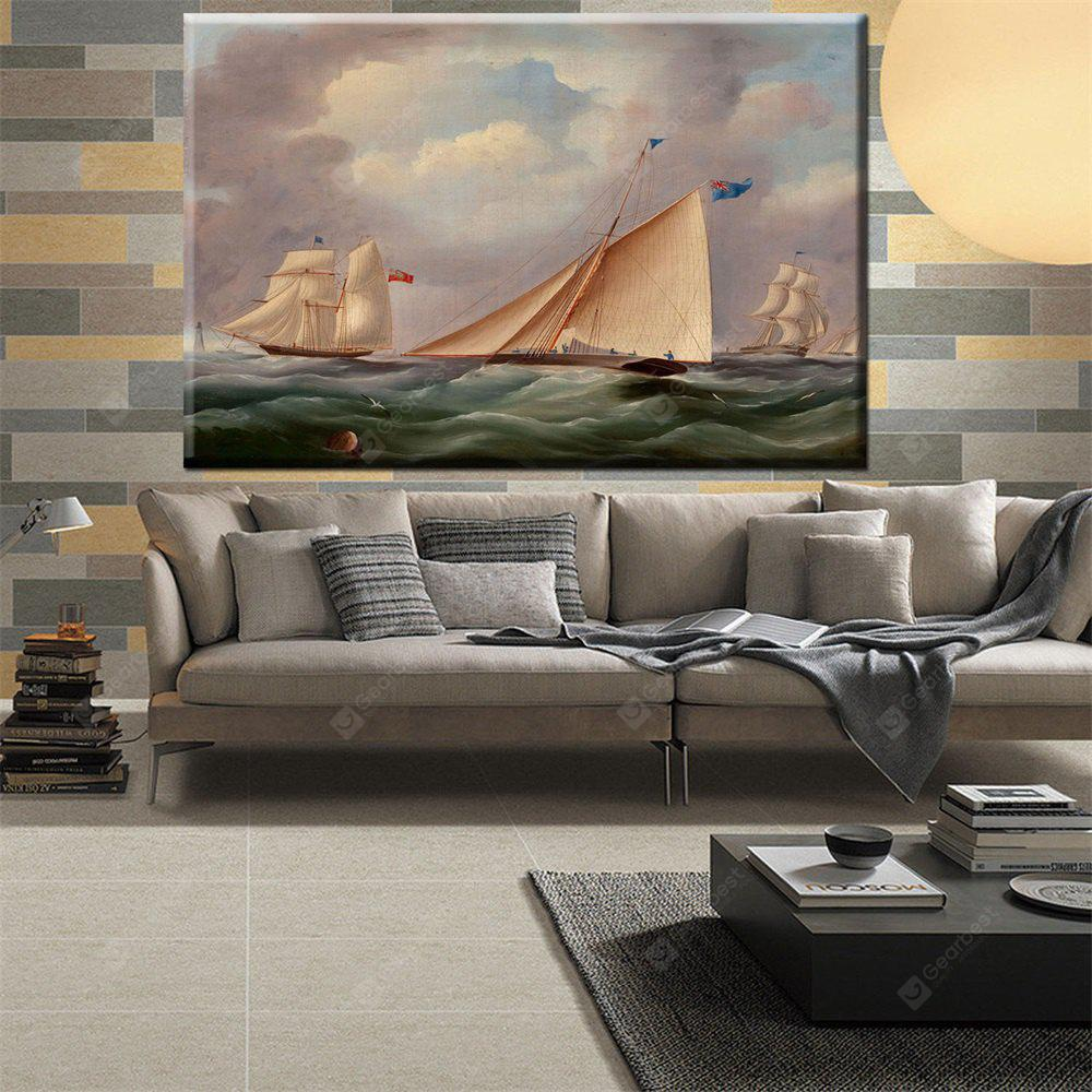 Hua Tuo Sailing Oil Painting 60 x 90CM OSR - 160330