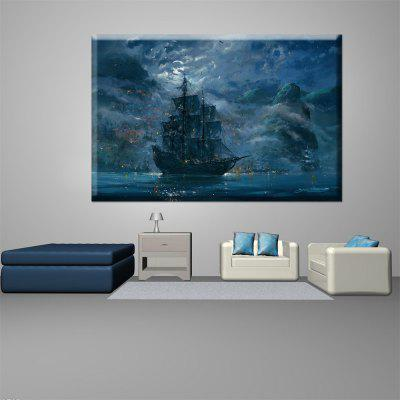 Hua Tuo Sailing Oil Painting 60 x 90CM OSR - 160334