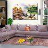Hua Tuo Landscape Oil Painting Size 60 x 90CM OSR - 160337 - COLORFUL