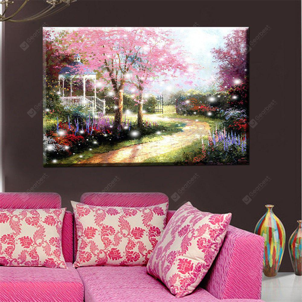 Hua Tuo Landscape Oil Painting Size 60 x 90CM OSR - 160338