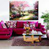 Hua Tuo Landscape Oil Painting Size 60 x 90CM OSR - 160338 - PINK