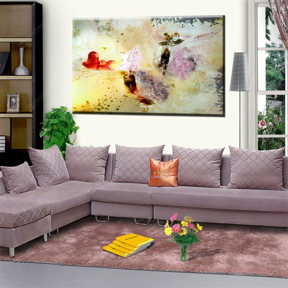 Hua Tuo Abstract Oil Painting Size 60 x 90CM OSR - 160344
