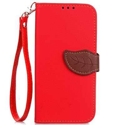 Buy Leaf Card Lanyard Pu Leather for Cubot RAINBOW 2, RED, Mobile Phones, Cell Phone Accessories, Cases & Leather for $3.58 in GearBest store