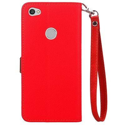 Leaf Card Lanyard Pu Leather for Redmi Note 5ACases &amp; Leather<br>Leaf Card Lanyard Pu Leather for Redmi Note 5A<br><br>Color: Black,Red,Green,Brown,Rose Madder<br>Features: Full Body Cases, Cases with Stand, With Credit Card Holder, With Lanyard<br>Mainly Compatible with: Xiaomi<br>Material: PU Leather, TPU<br>Package Contents: 1 x Case<br>Package size (L x W x H): 16.00 x 8.00 x 2.00 cm / 6.3 x 3.15 x 0.79 inches<br>Package weight: 0.0700 kg<br>Product Size(L x W x H): 15.00 x 7.80 x 1.50 cm / 5.91 x 3.07 x 0.59 inches<br>Product weight: 0.0620 kg<br>Style: Vintage/Nostalgic Euramerican Style, Novelty, Name Brand Style