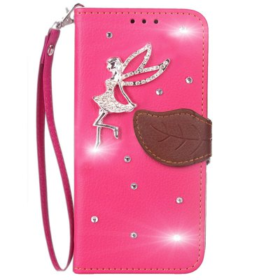 Buy Leaf Stick Drill Card Lanyard Pu Leather for Redmi Note 5A, ROSE RED, Mobile Phones, Cell Phone Accessories, Cases & Leather for $3.77 in GearBest store