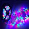 SUPli LED Strip Set 20M Waterproof 1200LEDs 2835 RGB Strip Light 44Key IR Remote Controller 8A Power Supply AC100-240V - RGB
