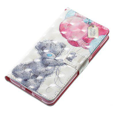 Wkae 3D Stereo Painted Leather Case Cover for Huawei P10 LiteCases &amp; Leather<br>Wkae 3D Stereo Painted Leather Case Cover for Huawei P10 Lite<br><br>Compatible Model: Huawei P10 Lite<br>Features: Full Body Cases, Cases with Stand, With Credit Card Holder, Anti-knock, Dirt-resistant<br>Mainly Compatible with: HUAWEI<br>Material: TPU, PU Leather<br>Package Contents: 1 x Phone Case<br>Package size (L x W x H): 20.00 x 10.00 x 3.00 cm / 7.87 x 3.94 x 1.18 inches<br>Package weight: 0.1000 kg<br>Style: Novelty, Pattern