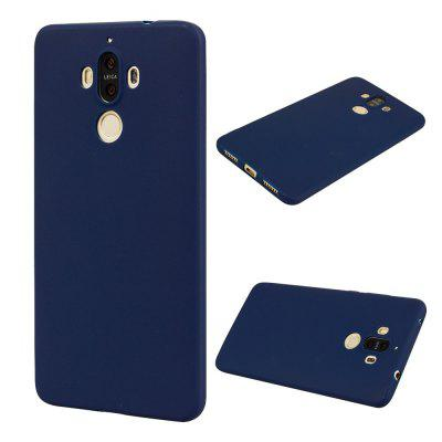 Buy CADETBLUE Textured Ultra-Slim TPU Soft Back Case for Huawei Mate 9 for $2.67 in GearBest store