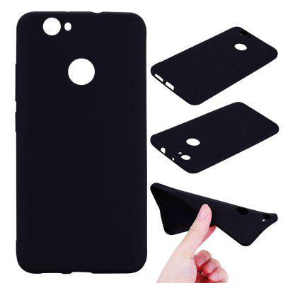 Buy Textured Ultra-Slim TPU Soft Back Case for Huawei Nova, BLACK, Mobile Phones, Cell Phone Accessories, Cases & Leather for $1.74 in GearBest store