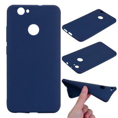Buy Textured Ultra-Slim TPU Soft Back Case for Huawei Nova, CADETBLUE, Mobile Phones, Cell Phone Accessories, Cases & Leather for $1.74 in GearBest store