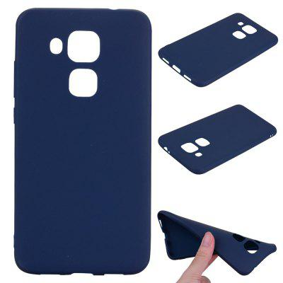 Buy CADETBLUE Textured Ultra-Slim TPU Soft Back Case for Huawei Nova Plus for $2.67 in GearBest store