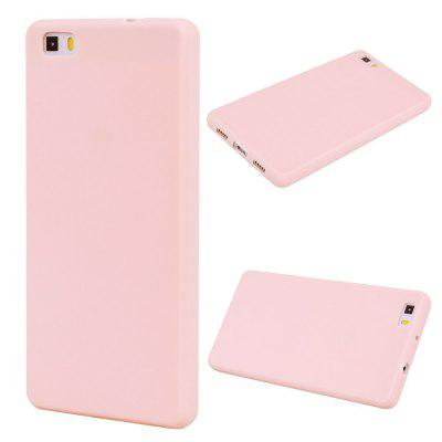Buy Textured Ultra-Slim TPU Soft Back Case for Huawei P8 Lite, PINK, Mobile Phones, Cell Phone Accessories, Cases & Leather for $1.74 in GearBest store