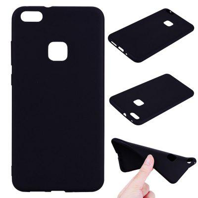 Textured Ultra-Slim TPU Soft Back Case for Huawei P10 Lite