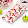 Christmas Style TPU Soft Back Case for Huawei P8 Lite 2017 - AMERICAN BEAUTY
