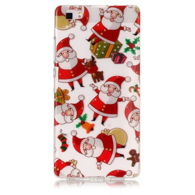 Christmas Style TPU Soft Back Case for Huawei P8 LiteCases &amp; Leather<br>Christmas Style TPU Soft Back Case for Huawei P8 Lite<br><br>Package Contents: 1 x Soft TPU Back Case<br>Package size (L x W x H): 10.00 x 10.00 x 5.00 cm / 3.94 x 3.94 x 1.97 inches<br>Package weight: 0.0300 kg<br>Product weight: 0.0100 kg