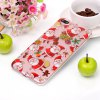 Christmas Style TPU Soft Back Case for iPhone 7 Plus - AMERICAN BEAUTY