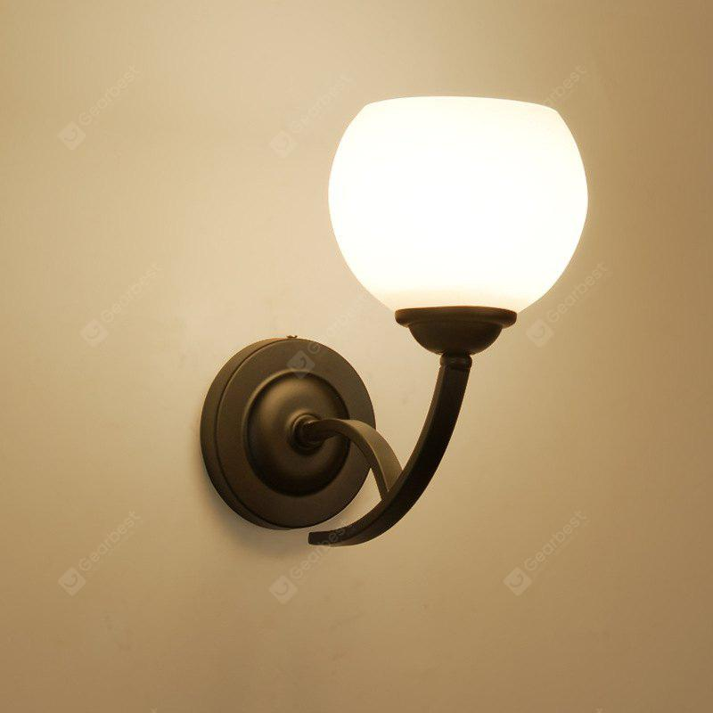 JUEJA Modern Wall Light LED Lamp for Walkway / Patio / Hallway / Bedroom Bedside