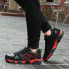 Fashion New Men Fall Basketball Sports Shoes Wearable Light - RED