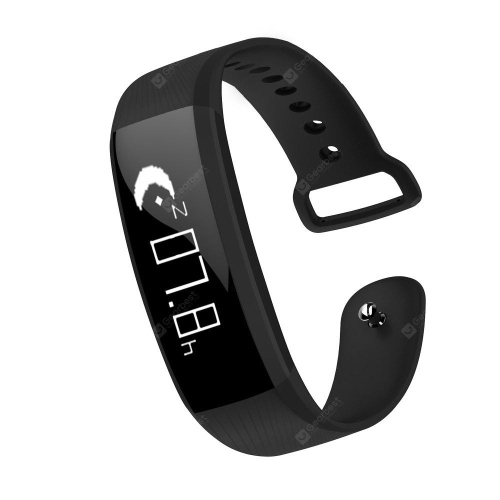 M89 Fitness Tracker Heart Rate Monitor Wearable Waterproof Activity Tracker Pedometer for Android / iOS