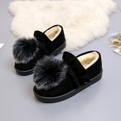 Winter New Style Of Flat Base Snow Short Boots Womens ShoesWomens Boots<br>Winter New Style Of Flat Base Snow Short Boots Womens Shoes<br><br>Boot Height: Ankle<br>Boot Type: Snow Boots<br>Closure Type: Slip-On<br>Gender: For Women<br>Heel Height: 3<br>Heel Height Range: Low(0.75-1.5)<br>Heel Type: Flat Heel<br>Lining Material: Plush<br>Outsole Material: Rubber<br>Package Contents: 1XShoes(pair)<br>Pattern Type: Solid<br>Season: Winter<br>Shoe Width: Medium(B/M)<br>Toe Shape: Round Toe<br>Upper Material: Flock<br>Weight: 1.2800kg