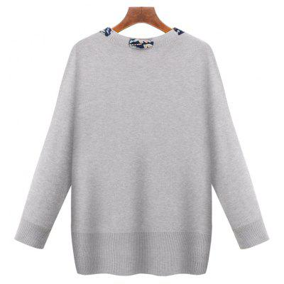 Street Fashion Style Bow Neck Long Sleeve SweaterSweaters &amp; Cardigans<br>Street Fashion Style Bow Neck Long Sleeve Sweater<br><br>Collar: Round Neck<br>Elasticity: Elastic<br>Material: Wool<br>Package Contents: 1 x Sweater<br>Sleeve Length: Full<br>Style: Fashion<br>Technics: Flat Knitted<br>Type: Pullovers<br>Weight: 0.3000kg