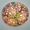 Modern Art Crafts Nordic Stained Glass Lamp Shade Lustre Vanity Flush Mount Ceiling Light Fixtures Chandelier Living Room Luminaire DFNXDD-07 - COLORMIX