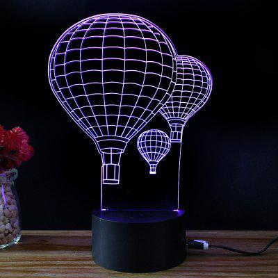 M.Sparkling TD018 Creative Valentine Day 3D LED Lamp