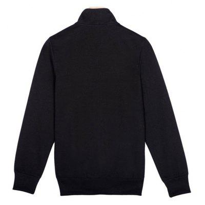 Men and Women with Sports SweaterJackets &amp; Coats<br>Men and Women with Sports Sweater<br><br>Closure Type: Zipper<br>Clothes Type: Jackets<br>Collar: Mandarin Collar<br>Elasticity: Nonelastic<br>Embellishment: Pattern<br>Fabric Type: Worsted<br>Material: Cotton, Acetate<br>Package Contents: 1 x  Coat<br>Pattern Type: Leopard<br>Shirt Length: Regular<br>Sleeve Length: Full<br>Style: Casual<br>Type: Slim<br>Weight: 1.0000kg<br>With Fur Collar: No