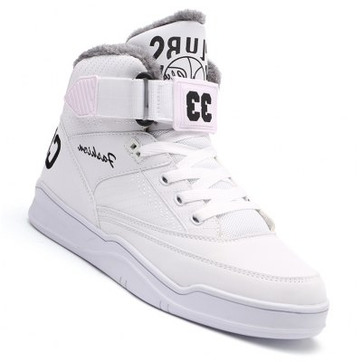 High Top Casual Warm Shoes for Men