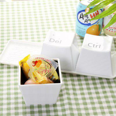 3PCS Creative Keyboard Keys Shape Cup MugsWater Cup &amp; Bottle<br>3PCS Creative Keyboard Keys Shape Cup Mugs<br><br>Material: Plastic<br>Package Contents: 3 x Cups; 1 x Tray<br>Package size (L x W x H): 28.00 x 12.00 x 7.00 cm / 11.02 x 4.72 x 2.76 inches<br>Package weight: 0.3300 kg<br>Product size (L x W x H): 26.00 x 9.50 x 6.00 cm / 10.24 x 3.74 x 2.36 inches<br>Product weight: 0.3000 kg<br>Style: Casual, Creative, Fashion<br>Type: Fruit Juice, Milk, Water, Tea