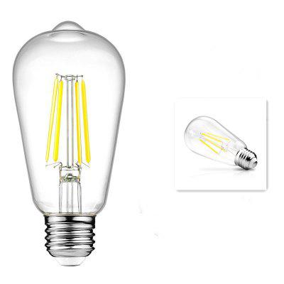 KWB LED Filament Edison Bulb 2700K Warm White 4W / 6W / 8W 2PCS