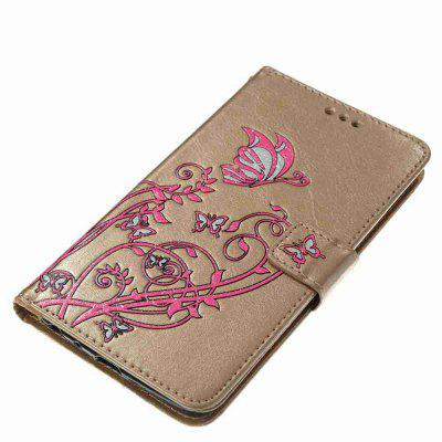 Embossing Colorful Daffodils PU Phone Case for LG Ls777 / Stylas 3Cases &amp; Leather<br>Embossing Colorful Daffodils PU Phone Case for LG Ls777 / Stylas 3<br><br>Features: Full Body Cases, Cases with Stand, With Credit Card Holder, With Lanyard, Dirt-resistant<br>Mainly Compatible with: LG<br>Material: TPU, PU Leather<br>Package Contents: 1 x Phone Case<br>Package size (L x W x H): 15.90 x 8.40 x 1.80 cm / 6.26 x 3.31 x 0.71 inches<br>Package weight: 0.0730 kg<br>Style: Novelty, Pattern, Mixed Color