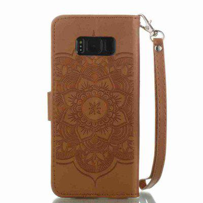 Embossing - Campanula PU Phone Case for Samsung Galaxy S8Samsung S Series<br>Embossing - Campanula PU Phone Case for Samsung Galaxy S8<br><br>Features: Full Body Cases, Cases with Stand, With Credit Card Holder, With Lanyard, Dirt-resistant<br>For: Samsung Mobile Phone<br>Functions: Camera Hole Location<br>Material: PU Leather, TPU<br>Package Contents: 1 x Phone Case<br>Package size (L x W x H): 15.30 x 7.40 x 1.80 cm / 6.02 x 2.91 x 0.71 inches<br>Package weight: 0.0680 kg<br>Style: Pattern, Mixed Color, Ultra Slim, Novelty<br>Using Conditions: Skiing,Cruise
