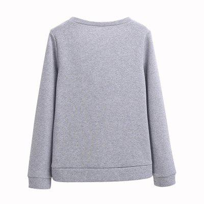 The Bulb Printing Round Neck Long Sleeve ClothesTees<br>The Bulb Printing Round Neck Long Sleeve Clothes<br><br>Collar: Turn-down Collar<br>Elasticity: Micro-elastic<br>Fabric Type: Canvas<br>Material: Polyester<br>Package Contents: 1 x T-shirt<br>Pattern Type: Print<br>Shirt Length: Regular<br>Sleeve Length: Full<br>Style: Fashion<br>Weight: 0.2600kg