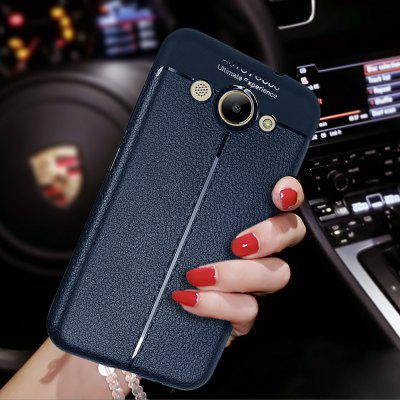 Smooth Litchi Pattern PU Leather Soft Back Case for Huawei Y3 2017Cases &amp; Leather<br>Smooth Litchi Pattern PU Leather Soft Back Case for Huawei Y3 2017<br><br>Package Contents: 1 x Soft TPU and PU Leather Back Case<br>Package size (L x W x H): 10.00 x 10.00 x 5.00 cm / 3.94 x 3.94 x 1.97 inches<br>Package weight: 0.0300 kg<br>Product weight: 0.0100 kg