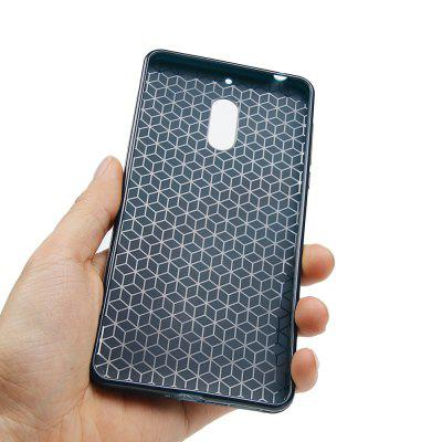 Smooth Litchi Pattern PU Leather Soft Back Case for Nokia 6Cases &amp; Leather<br>Smooth Litchi Pattern PU Leather Soft Back Case for Nokia 6<br><br>Features: Back Cover<br>Material: PU Leather, TPU<br>Package Contents: 1 x Soft TPU and PU Leather Back Case<br>Package size (L x W x H): 10.00 x 10.00 x 5.00 cm / 3.94 x 3.94 x 1.97 inches<br>Package weight: 0.0300 kg<br>Product weight: 0.0100 kg<br>Style: Solid Color